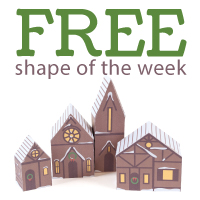 freeshapeofweek