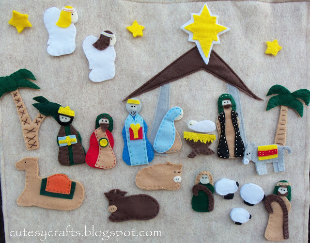 nativityadventcutesycrafts